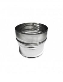 AUMENTO INOX PER CANNE FUMARIE M120 A F150