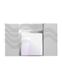 MIRROR WITH ANTINESS SIMPATY WHITE