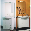 Bathroom and kitchen furniture, stainless steel sinks, laundry, mirrors, shoe racks