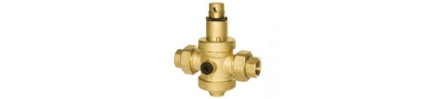Water Valves, Pressure Reducers